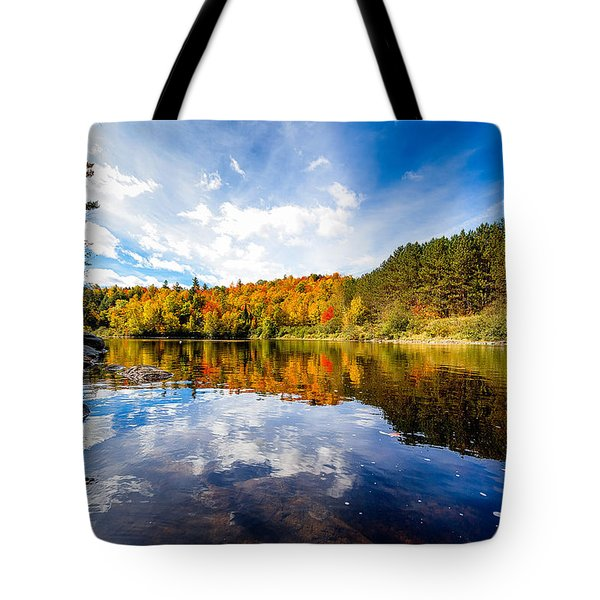 Upper Ammonoosuc River Tote Bag