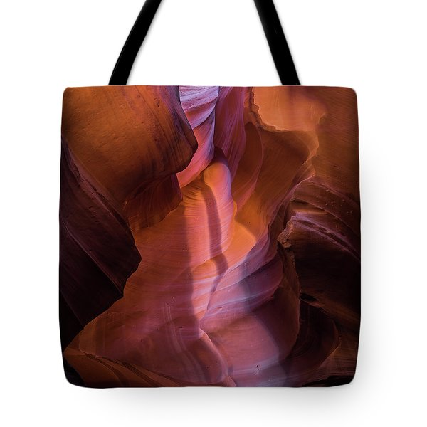 Upper Antelope Canyon 2 Tote Bag