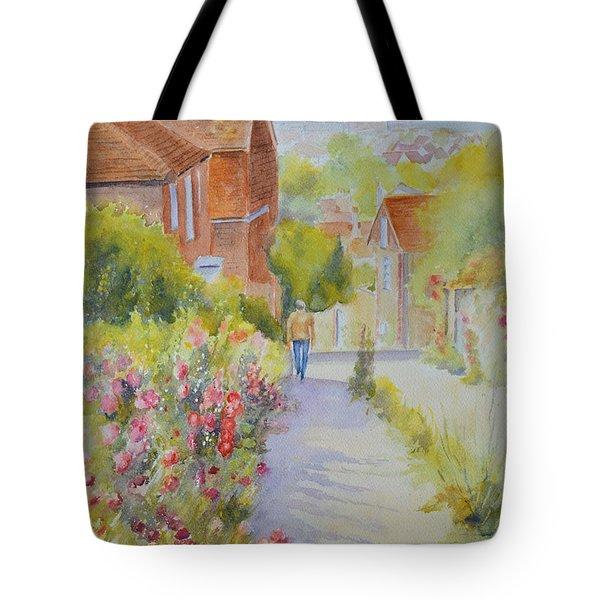 Upper Church Hill 2015 Hythe Tote Bag