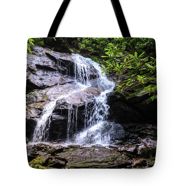 Upper Dill Falls Tote Bag