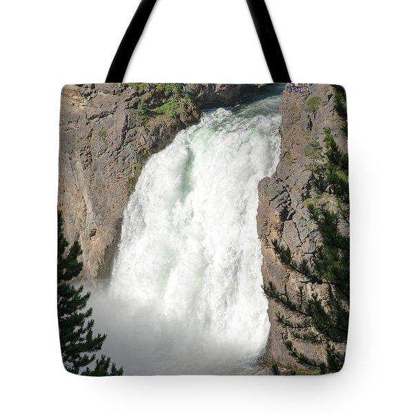 Upper Falls Tote Bag