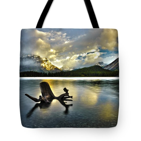 Upper Kananaskis Tote Bag