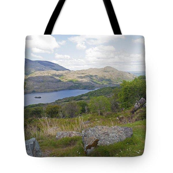 Upper Lake Killarney National Park Tote Bag