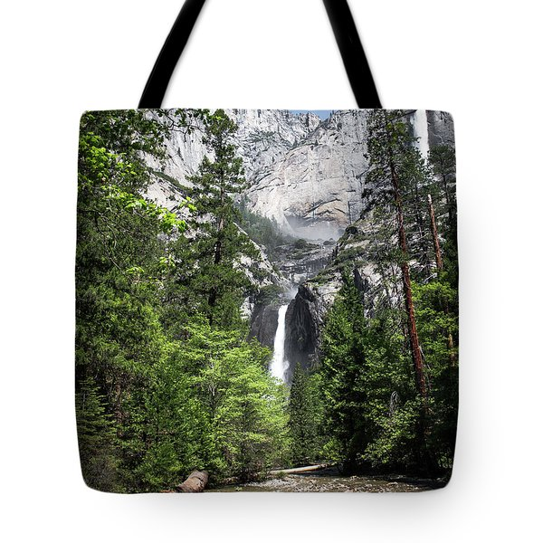 Upper Lower Tote Bag