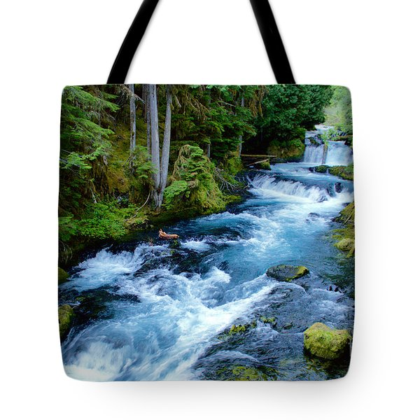 Upper Mckenzie Tote Bag