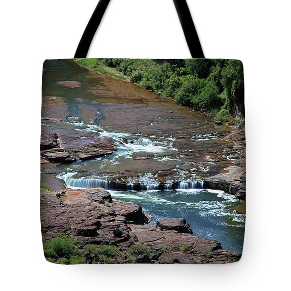 Tote Bag featuring the photograph Upper Salt by Gary Kaylor