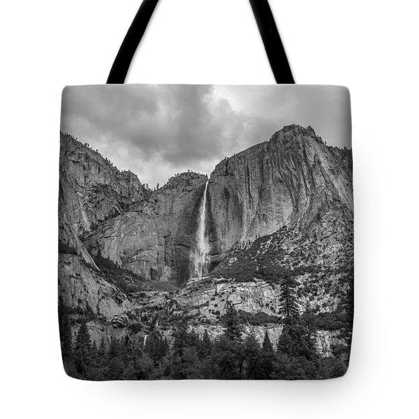 Upper Yosemite Falls Tote Bag