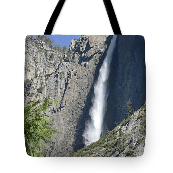 Upper Yosemite Falls Tote Bag