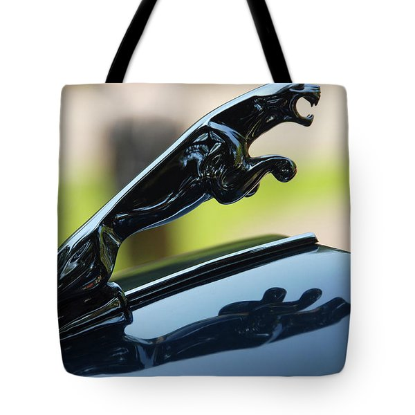 Tote Bag featuring the photograph Upperclass Cat by John Schneider