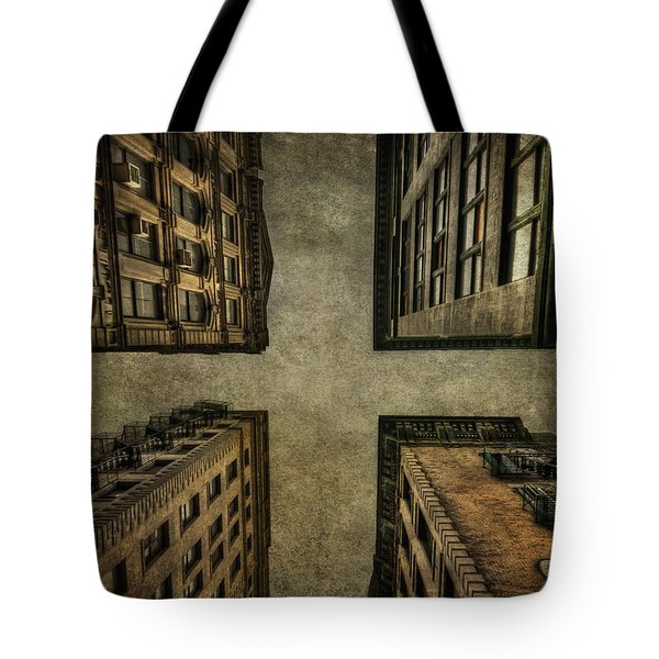 Uprising Tote Bag by Evelina Kremsdorf
