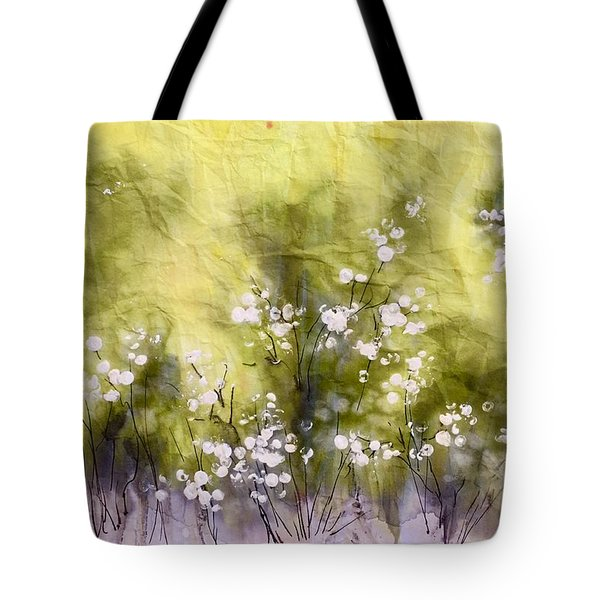 Uprising Wood Tote Bag