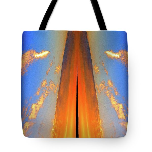 Upwards Two  Tote Bag