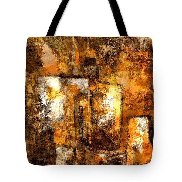 Urban #3 Tote Bag