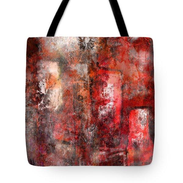 Urban #5 Tote Bag