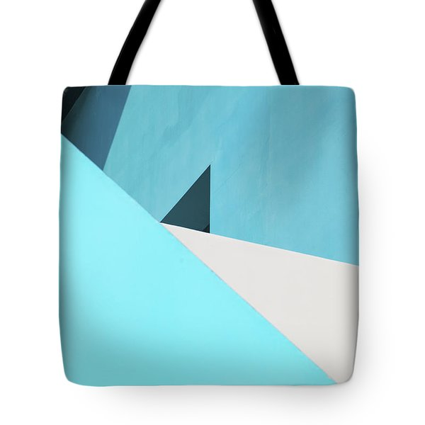 Urban Abstract 3 Tote Bag