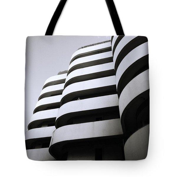Urban Alienation Tote Bag