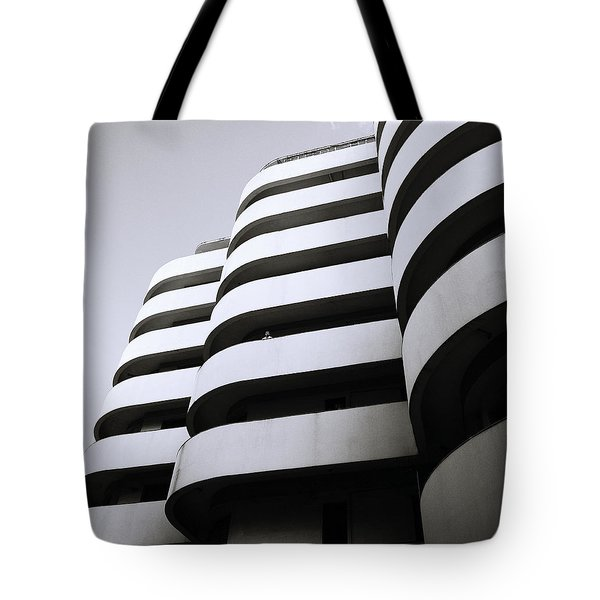 Urban Alienation Tote Bag
