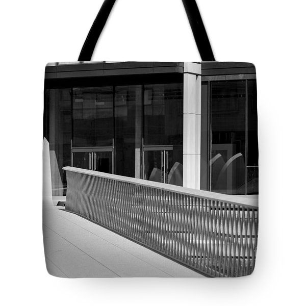 Urban Architecture 1 Tote Bag