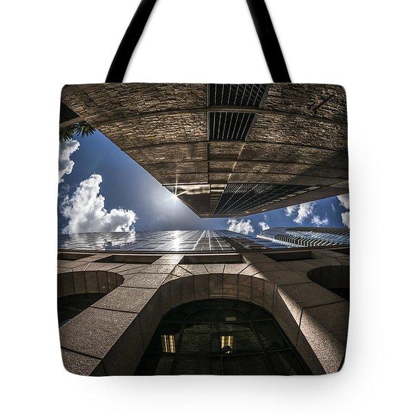 Urban Canyon Sunburst Tote Bag