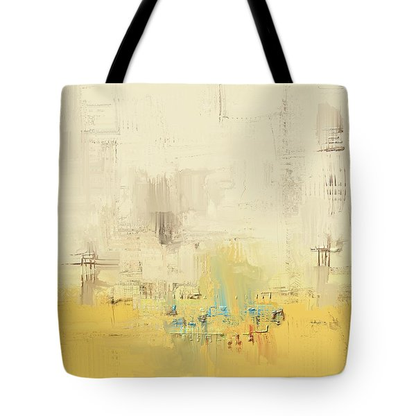 Tote Bag featuring the mixed media Urban Decay by Eduardo Tavares