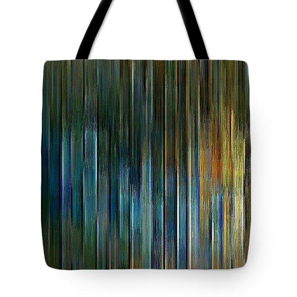 Tote Bag featuring the digital art Urban Desert by David Manlove