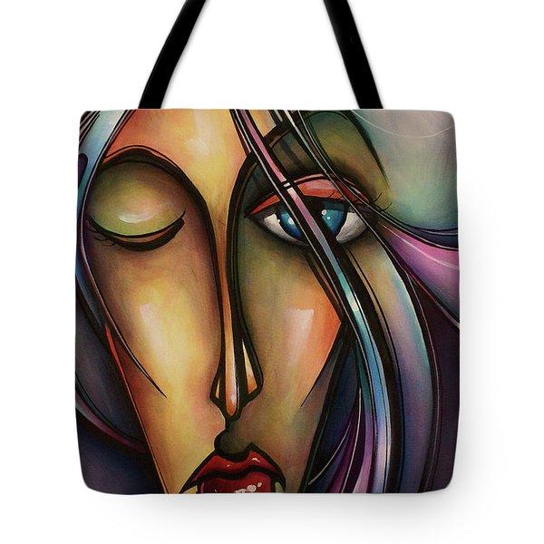 Urban Design Tote Bag by Michael Lang