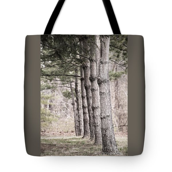 Urban Forestry Tote Bag