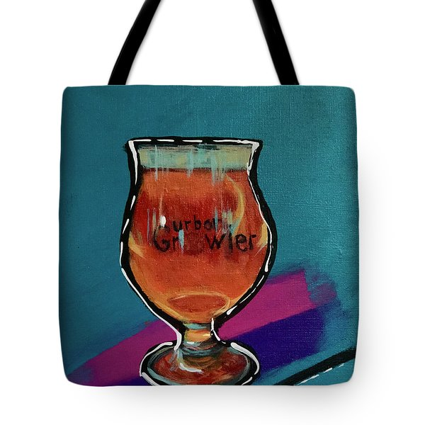 Urban Growler Tote Bag