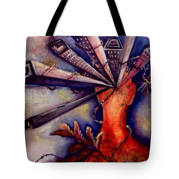 Urban Headaches Tote Bag