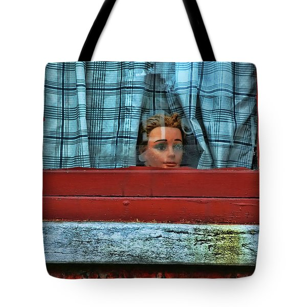 Urban Humor Tote Bag by Allen Beatty