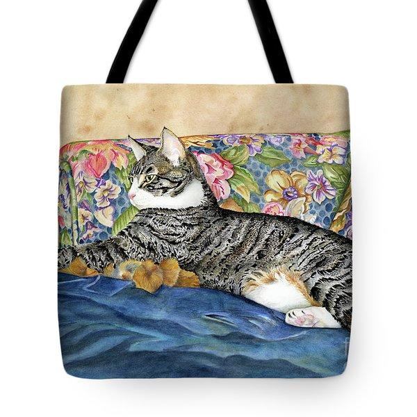 Urban Jungle Tote Bag by Shari Nees