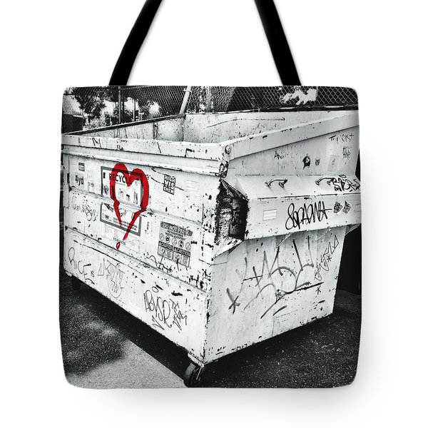 Urban Love Tote Bag