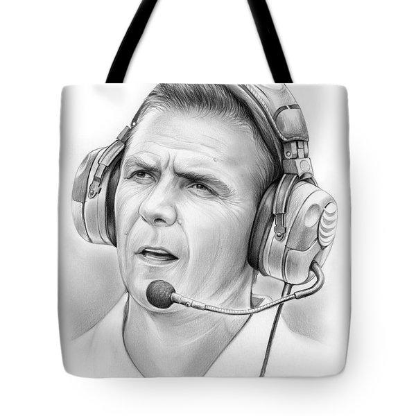 Urban Meyer Tote Bag