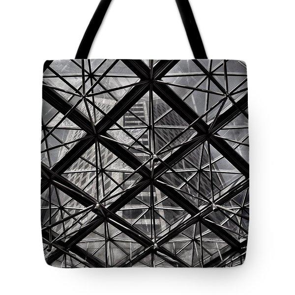 Urban Patterns - Sao Paulo  Tote Bag