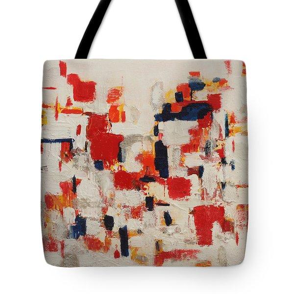 Urban Spirit Tote Bag