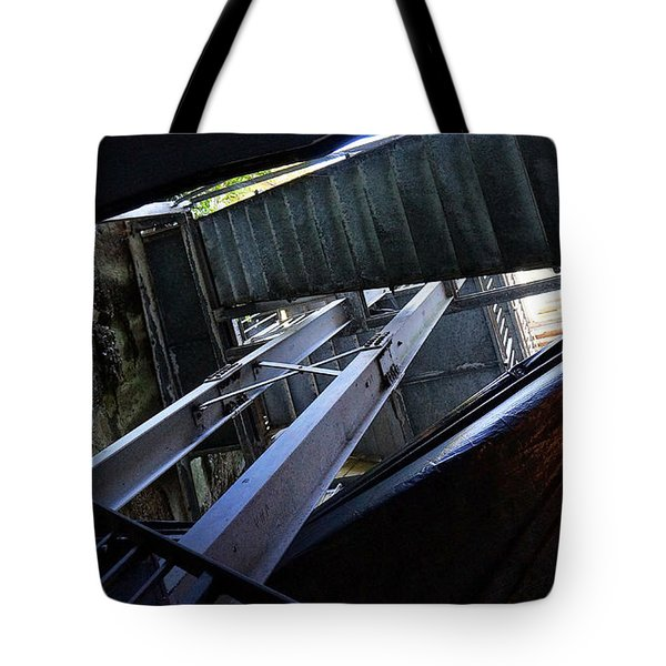 Urban Textures Tote Bag