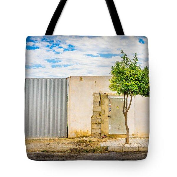 Urban Tree. Tote Bag