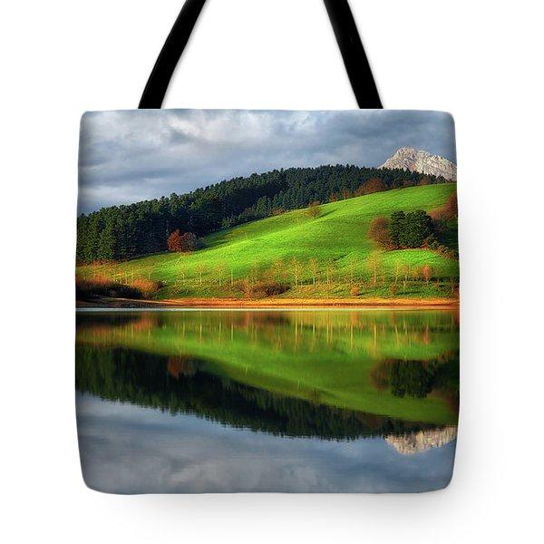 Urkulu Reservoir Tote Bag