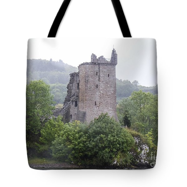 Urquhart Castle - Grant Tower Tote Bag