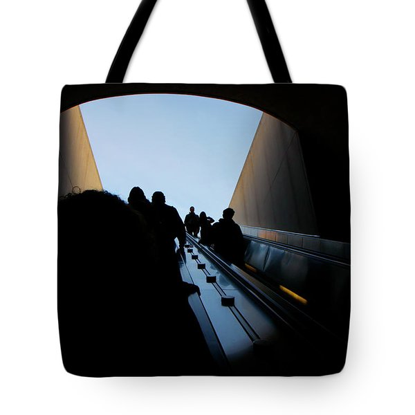 Tote Bag featuring the photograph Us Capitol South by KG Thienemann