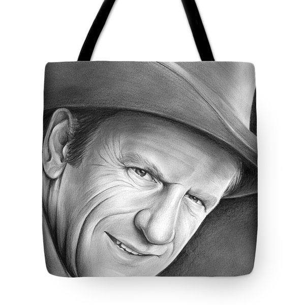 Gunsmoke's Matt Dillon Tote Bag