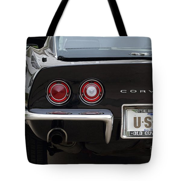 Usa-1 Tote Bag