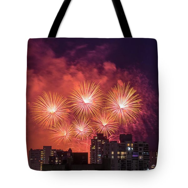 Usa 3 Tote Bag