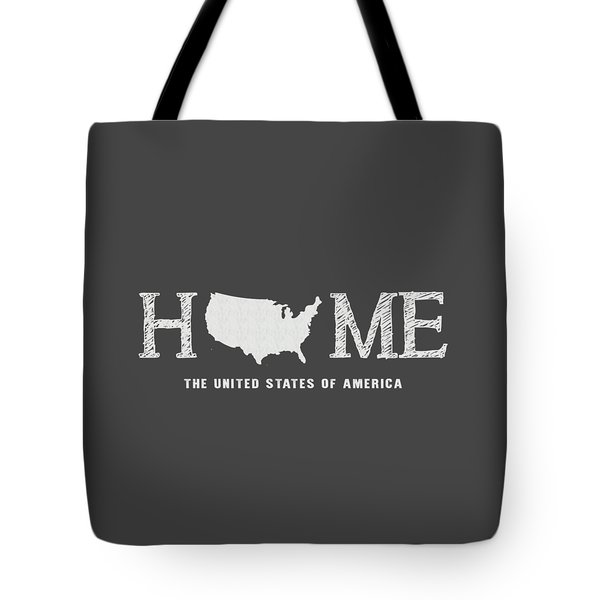 Usa Home Tote Bag