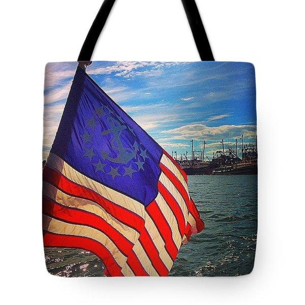 An American Tale Tote Bag