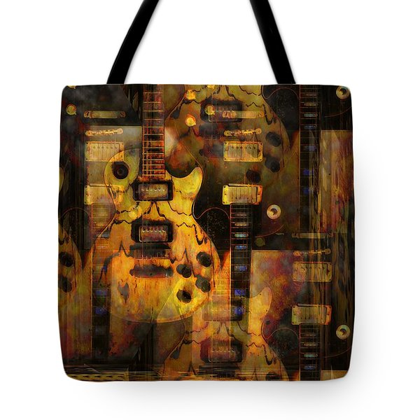 Use You Illusion Tote Bag by Bill Cannon
