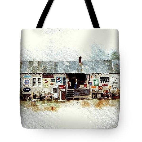 Used Furniture Tote Bag