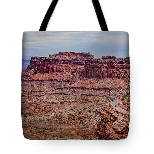 Utah Canyon Country Tote Bag