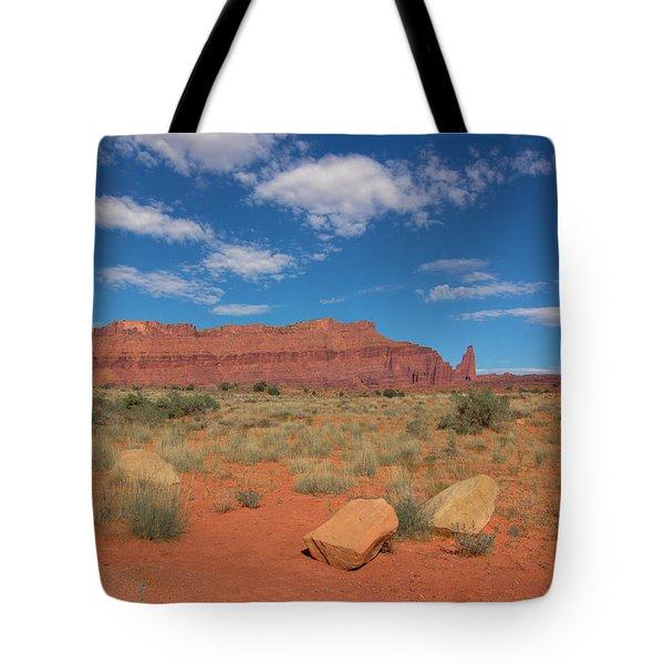 Utah Canyons Tote Bag