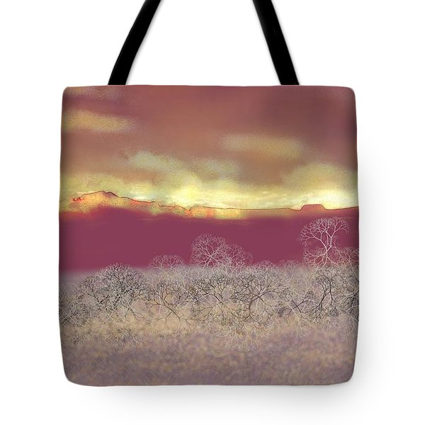 Utah Tote Bag by Kerry Beverly
